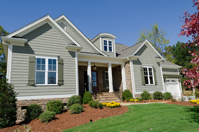 fiber cement siding in Kansas City Metro & Johnson County